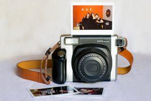 ¿Cómo funcionan las cámaras instantáneas?