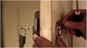 Tipos de cerraduras de puertas