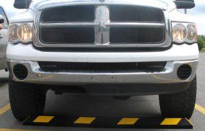 Asesoramiento y uso de topes de estacionamiento