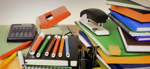 Suministros de oficina indispensables para un espacio de trabajo