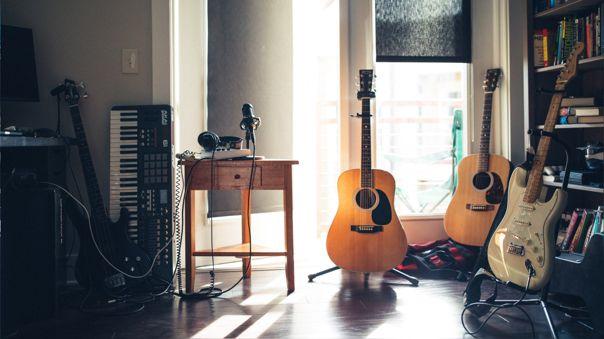 5 consejos para aprender a tocar un instrumento musical de forma económica