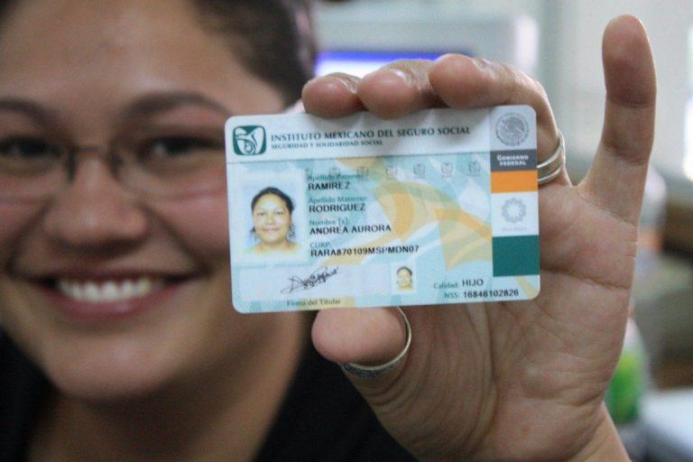 ¿Qué pasa si pierdo mi tarjeta del IMSS?